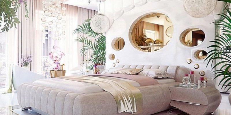 طراحی داخلی چند اتاق خواب منحصر به فرد