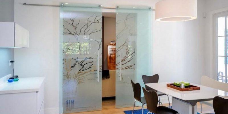 ۷ ایده برای استفاده از شیشه ها در طراحی داخلی مدرن