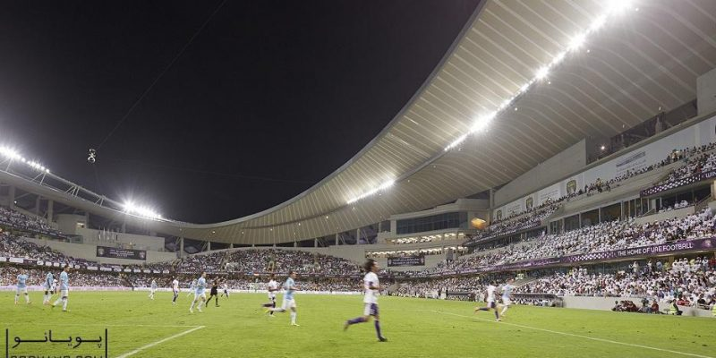 ورزشگاه هزاع بن زاید (Hazza Bin Zayed)