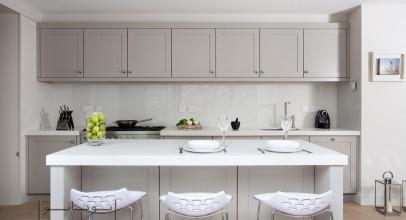 سبک شیکر Shaker Style در آشپزخانه : یک کلاسیک همیشگی