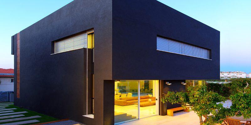 نگاهی به طراحی خانه پنهان بیندازید / شرکت معماری Dan and Hila Israelevitz