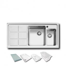سینک ظرفشویی اخوان مدل ۳۱۰s