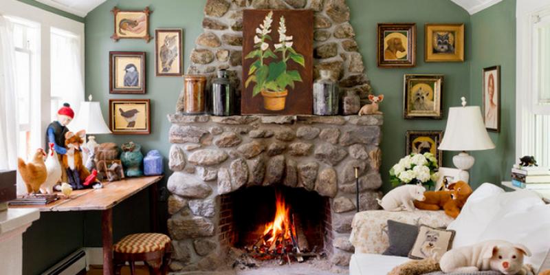 ۷ راه سریع آماده کردن دکوراسیون داخلی منزل برای زمستان