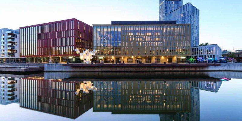 طراحی ساختمانهای چند عملکردی مالمو لیو / معماران Schmidt Hammer Lassen Architects