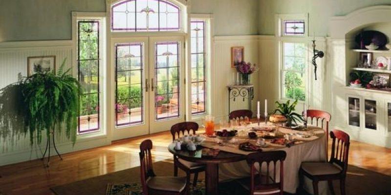پنجره های تخصصی ظاهر خانه تان را بهتر میکند