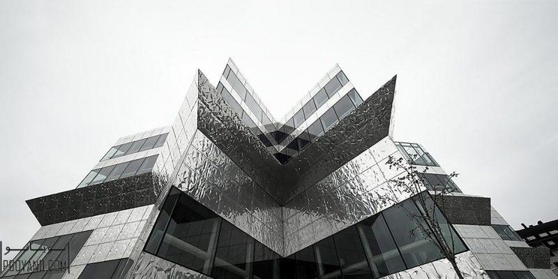 طراحی مرکز پلیس / معماری Coll-Barreu Arquitectos