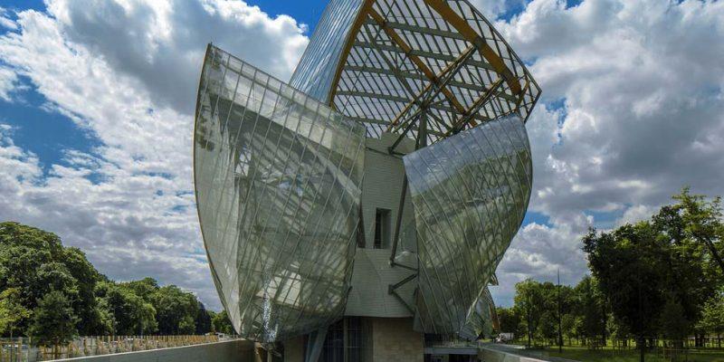 طراحی موزه بنیاد لویی ویتون Fondation Louis Vuitton / شرکت معماری شرکای گری Gehry Partners