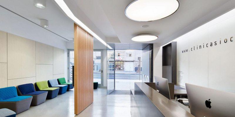 بازسازی و معماری کلینیک دندانپزشکی