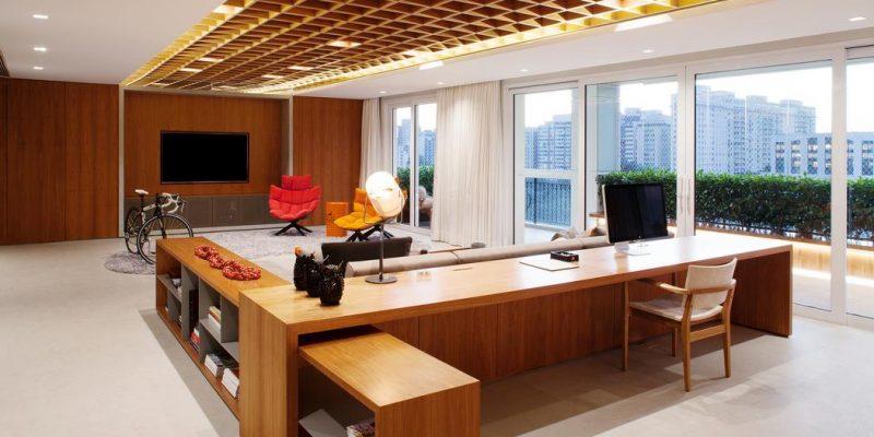 طراحی آپارتمان باغ اروپایی / مهندسین معمار پرکینز و ویل