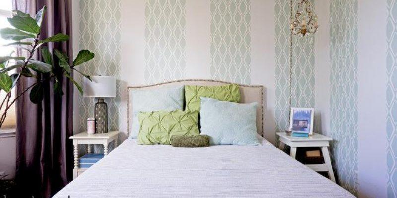 خانه اجاره ای خود را بدون میخ و رنگ زدن زیبا کنید