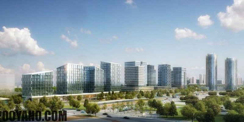 طرح جامع برای شهرداری شهر قیصریه ترکیه / دفتر طراحی Sabri Pasayigit
