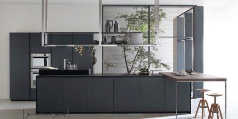 چند نمونه طراحی سیستم های مختلف کابینت آشپزخانه