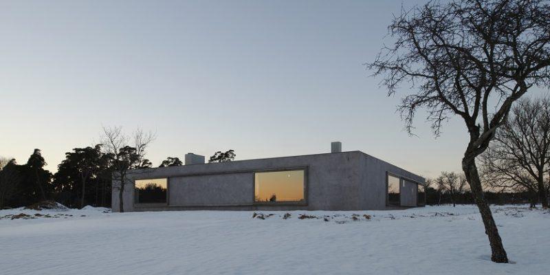 معماری و طراحی داخلی خانه آتریوم / شرکت معماری Tham & Videgard Arkitekter