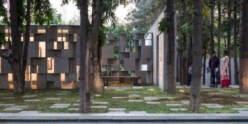 طراحی بنای یادبود Dr. Kallam Anji / مهندس معمار Mindspace