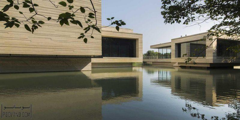 موزه هنر موشین Mu Xin / معماران OLI Architecture PLLC