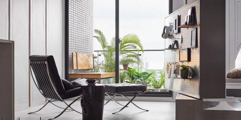 طراحی آپارتمان نوساز در تایوان که توامان به نیازهای والدین و فرزندان توجه کردهاست