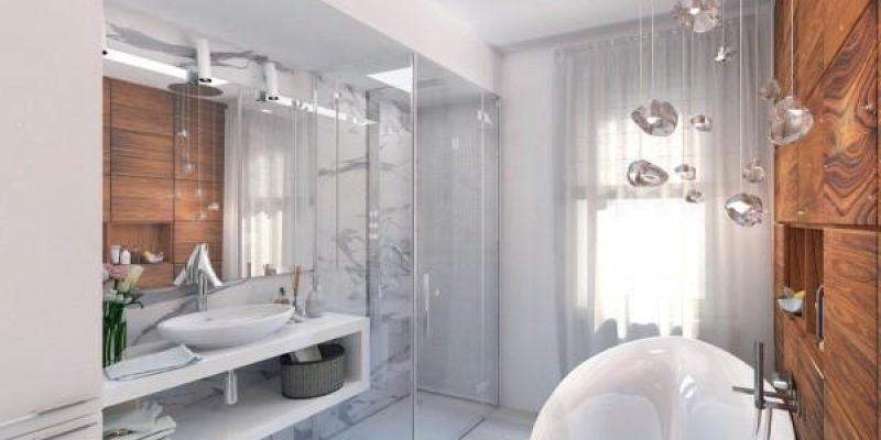طراحی داخلی حمام هایی با جزییات بی نظیر