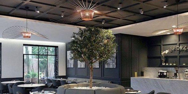 روش های تفکیک فضا در پلان های مدرن خانه و فضای اداری و تجاری