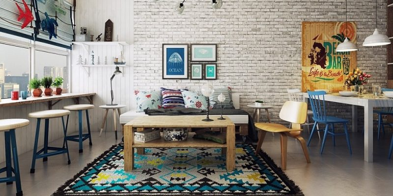 ۱۰ آپارتمان شگفت انگیز که زیبایی طراحی داخلی اروپای شمالی(Nordic) را نمایش می دهد