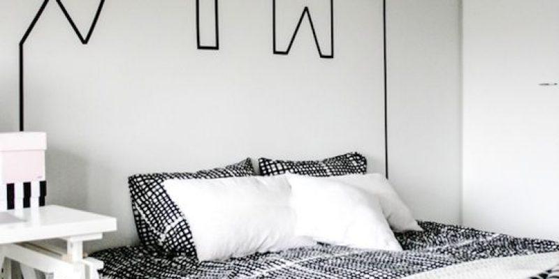 ایدههای خلاقانه دکور تاج تخت خواب و زیبایی اتاق خواب