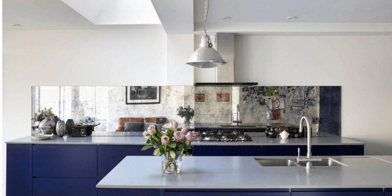 ۵ روش برای تغییر دکوراسیون زمینه آشپزخانه بدون تخریب و بازسازی ساختمان