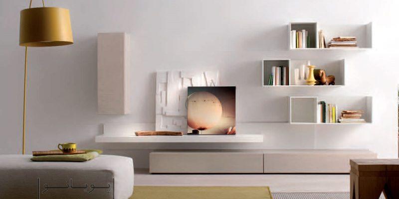 رنگ اتاق بر اساس نور طبیعی : رنگ های سفید و پاستلی برای خانه با توجه به شدت نور آفتاب