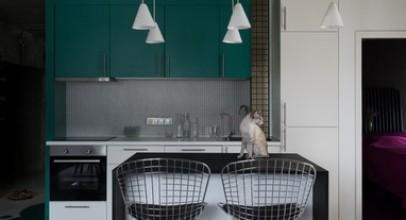 طراحی داخلی آپارتمان Pirogovka پیروگووکا / Le Atelier