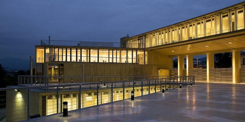 معماری ساختمان وزارت در شیلی (MOPTT) / گروه معماران (Teodoro Fernández)