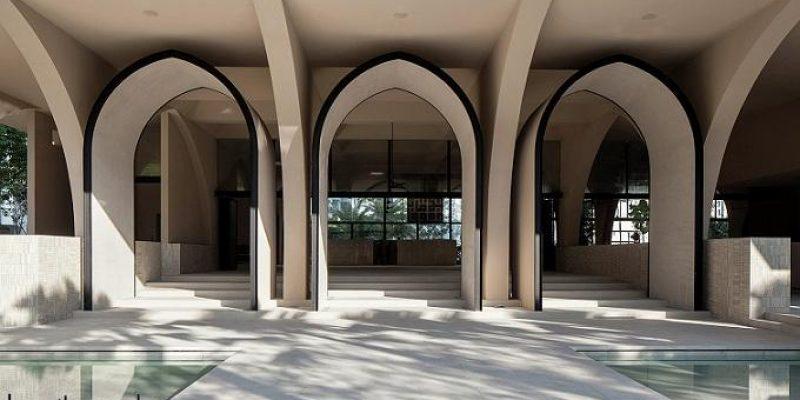 معماری مسجد الاصلاح توسط گروه معماران فرمورکز Formwerkz