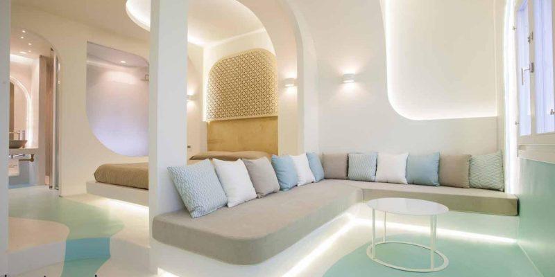 طراحی هتل اندرونیکز سانتورینی Andronikos Hotel Santorini / شرکت معماری KLab