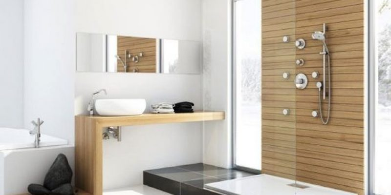 ۵ ایده ساده و کاربردی برای داشتن حمام و سرویس زیبا و آرامش بخش