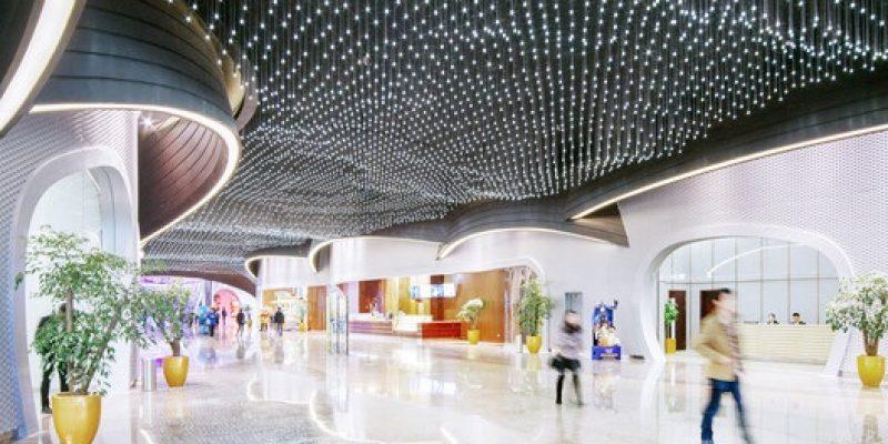 مووی پارک واندا در چین