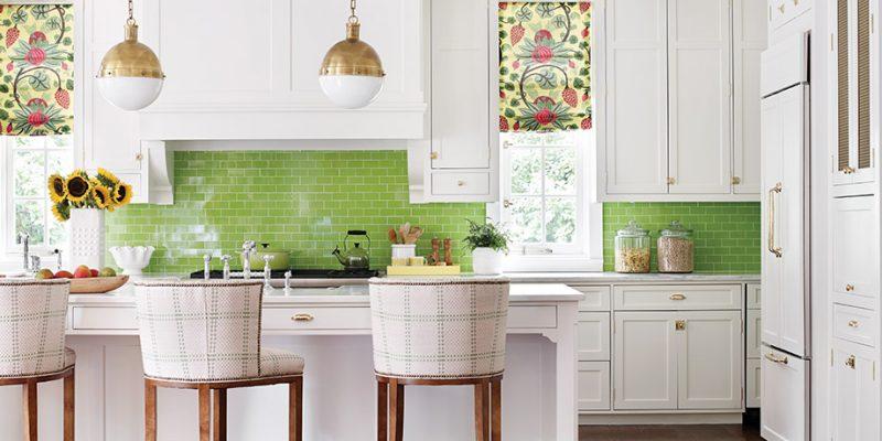 کاربرد رنگ سبز در دکوراسیون داخلی