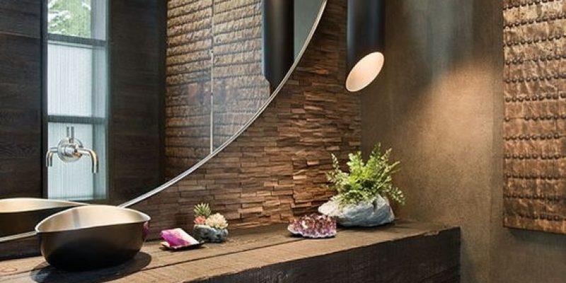 شش گام برای طراحی داخلی حمام به سبک روستیک