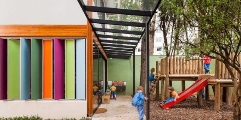 معماری و طراحی مدرسه ای در آلتو دو پینئیروس