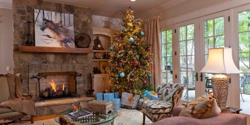 چگونه از درخت کریسمس تازه قطع شده نگهداری کنیم؟