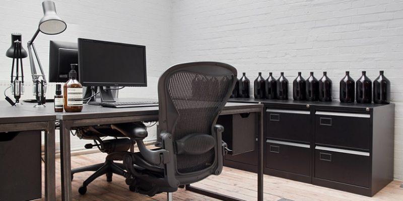 ۱۲ دفتر اداری با دیزاین داخلی مینیمال، جایی که فضای زیادی برای تفکر وجود دارد