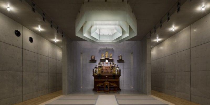 معماری معبد شینکوجی / استودیو دیزاین Mamiya Shinichi