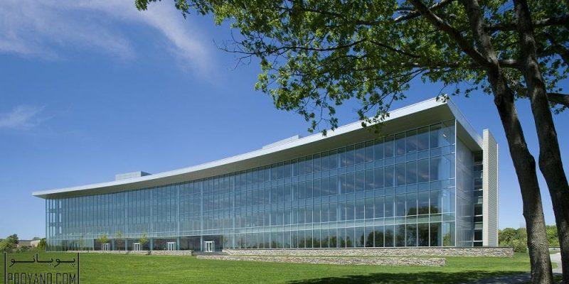 طراحی ساختمان علوم کامپیوتری تکنولوژی اطلاعات پزشکی / استودیو معماری Payette