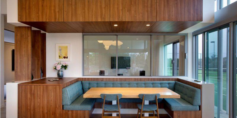 طراحی محل های غذا خوری با ظاهری شیک و نوآورانه