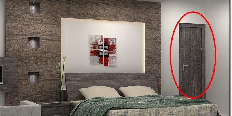 محل مناسب تخت خواب شما در اتاق خواب کجاست؟
