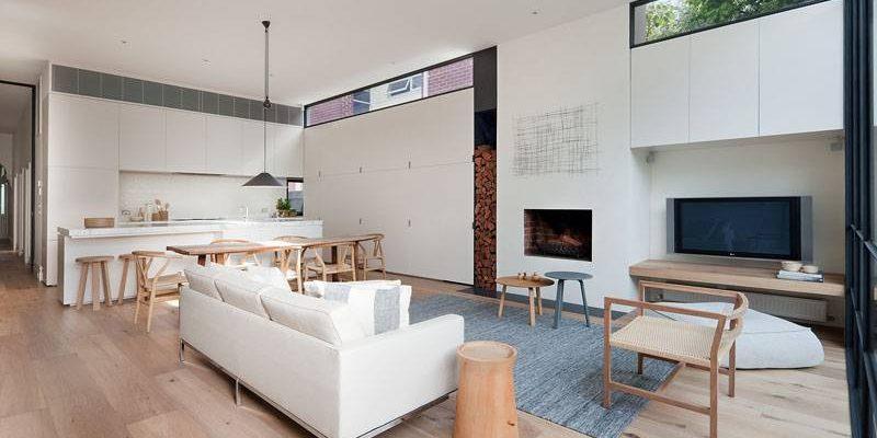 بازسازی خانه سبک ویکتوریایی در استرالیا