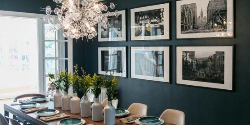 سالن غذاخوری، طراحی داخلی غذاخوری