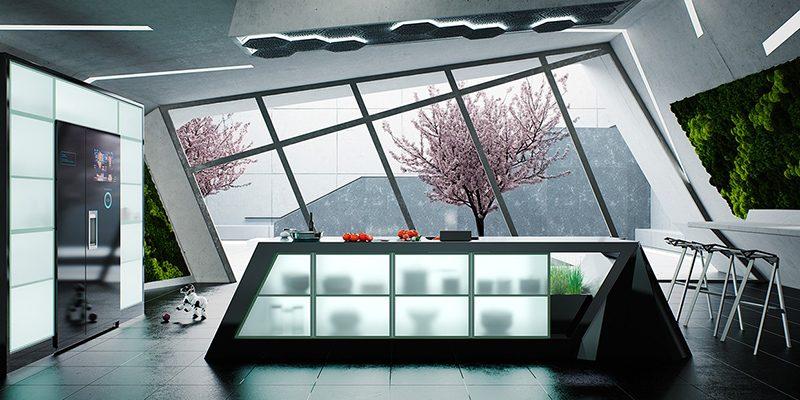 ۲۰ آشپزخانه و کابینت آشپزخانه مدرن که داشتن آن آرزوی هر آشپزی است