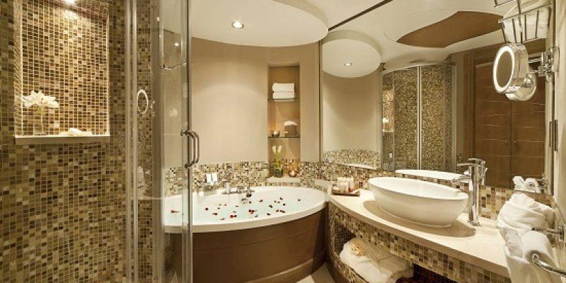 ۱۸ مدل موزاییک کاشی حمام و سرویس