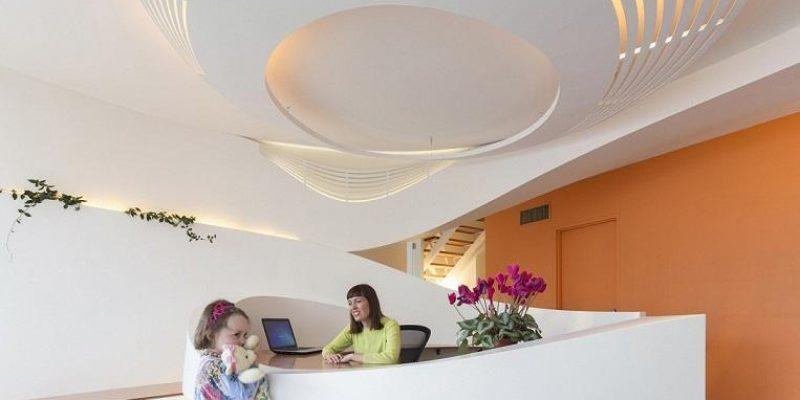 طراحی داخلی مرکز پزشکی Edgecliff / معماران Enter Architecture