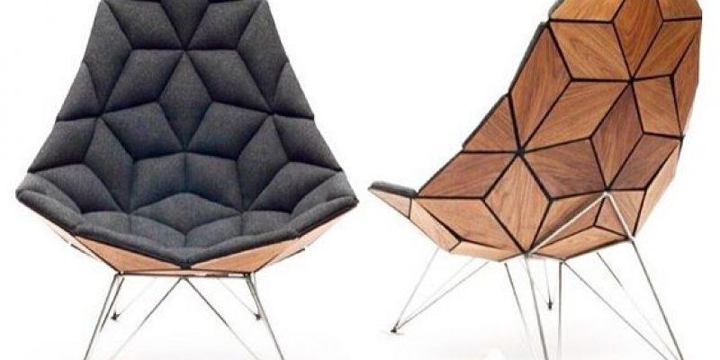 طراحی انواع صندلی مدرن که شما را به نشستن دعوت می کنند