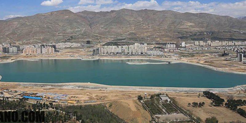 آشنایی با دریاچه چیتگر