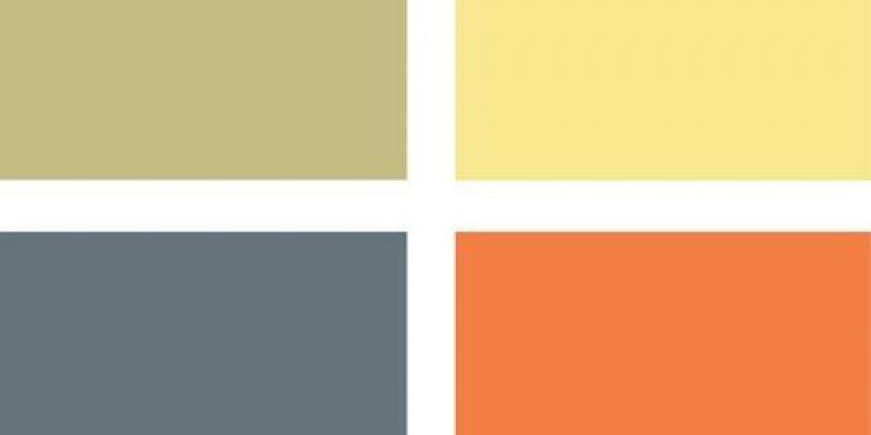 ۸ پالت و ترکیب رنگی فوق العاده برای اتاق خواب