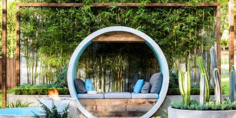 ایده های معماری داخلی برای زندگی سالم و سبز!